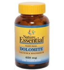 Dolomita 600mg - 150 Comprimidos - Nature Essential