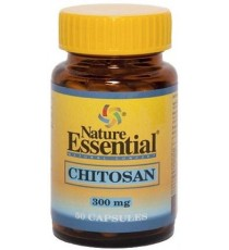 Chitosan 300mg - 50 Capsulas - Nature Essential