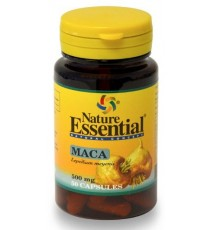 Maca 500mg - 50 Cápsulas - Nature Essential
