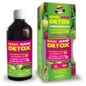 Zumo Detox Concentrado - 500ml - Novity