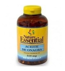 Aceite de Onagra 510mg - 400 Perlas - Nature Essential