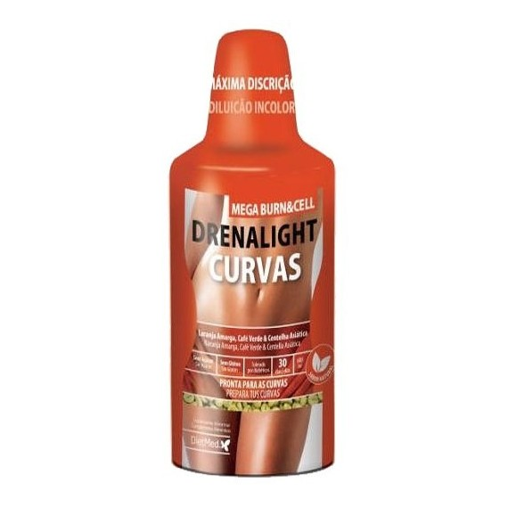 Drenalight Curvas - DietMed - 600ml