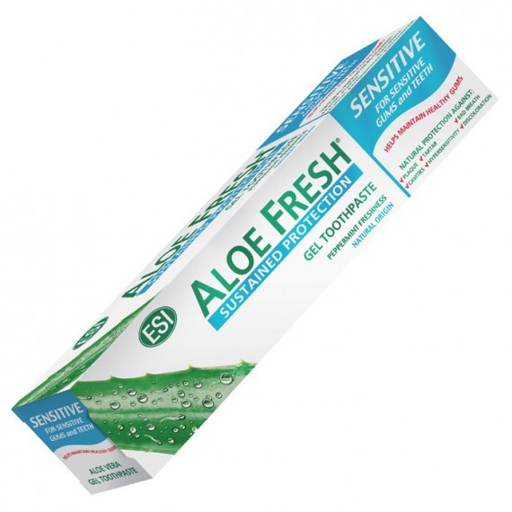 Aloe Fresh - Sensitivo - Dentrifico - ESI - 100ml
