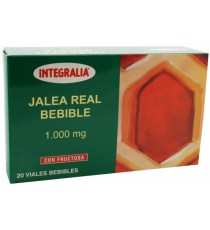 Jalea Real 1000mg Bebible - 20 Viales - Integralia