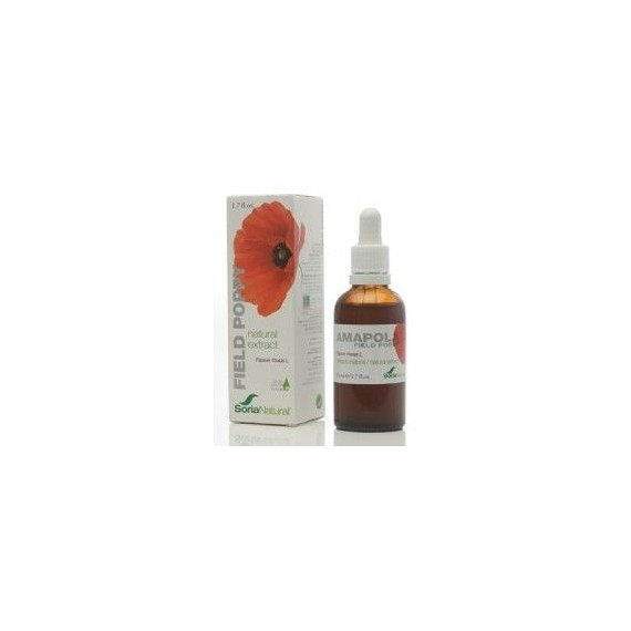 Extracto Amapola - 50ml - Soria Natural