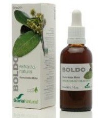 Extracto Boldo - 50ml - Soria Natural