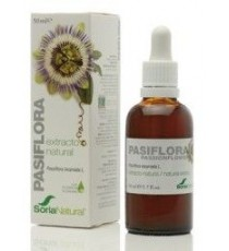 Extracto Pasiflora - 50ml - Soria Natural