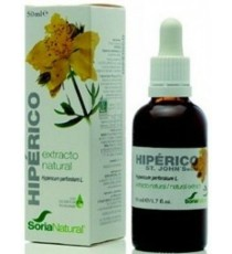 Extracto Hipérico - 50ml - Soria Natural