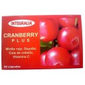 Cranberry Plus - 60 Cápsulas - Integralia