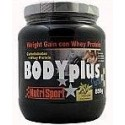 Body Plus Vainilla - NutriSport - 850 g