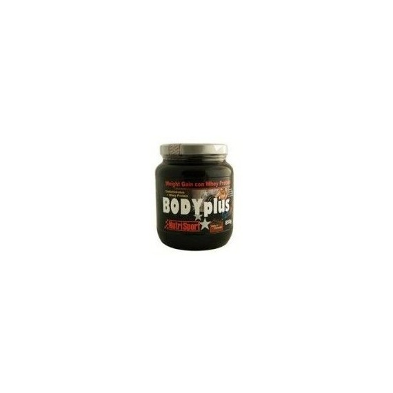 Body Plus Chocolate - NutriSport - 850 g