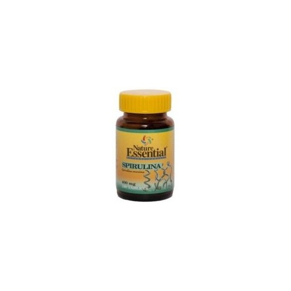 Espirulina 400mg - 100 Comprimidos - Nature Essential