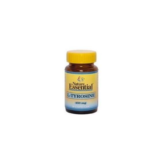 Tirosina 450mg - 50 Capsulas - Nature Essential