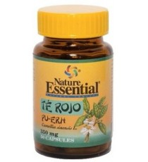 Té Rojo (PU-ERH) 350mg - 50 Cápsulas - Nature Essential