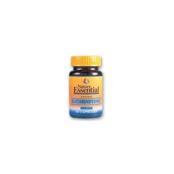 L-Carnitina 450mg - 50 Capsulas - Nature Essential
