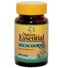 Alcachofa 350mg - 50 Capsulas - Nature Essential