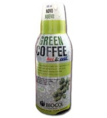 Green Coffee Hot & Cold (Café Verde) - 500ml - Biocol