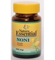 Noni 400mg - 50 Cápsulas - Nature Essencial