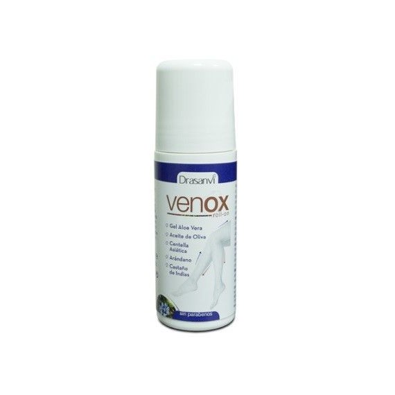 Crema Venox - Gel Roll On - 60ml - Drasanvi