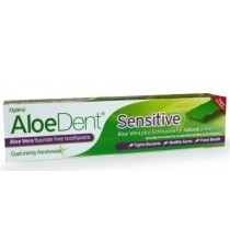 AloeDent Sensitive - Dentrífico - 100ml - Optima