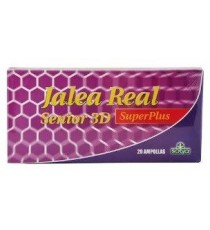 Jalea Real Senior 3D SuperPlus - 20 ampollas - Sotya