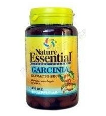 Garcinia Gambogia 300mg - 90 Capsulas - Nature Essential