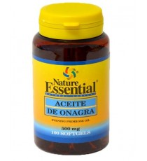 Aceite de Onagra 510mg - 100 Perlas - Nature Essential