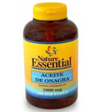 Aceite de Onagra 1000mg - 100 Perlas - Nature Essential