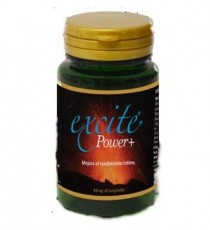 Excite Power+ - 400mg - 45 comprimidos