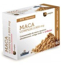 Maca Complex - 2800mg - 60 Capsulas - Nature Essential