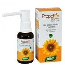 Propolflor Spray Bucal Bio - 30ml - Santiveri