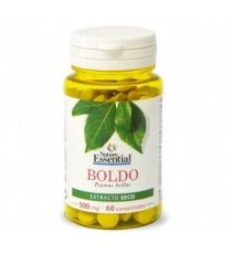 Boldo - Extracto Seco - 500mg - 60 Comprimidos - Nature Essential
