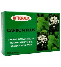 Carbon Plus - 60 Cápsulas - Integralia