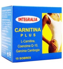 Carnitina Plus - 15 Sobres - Integralia