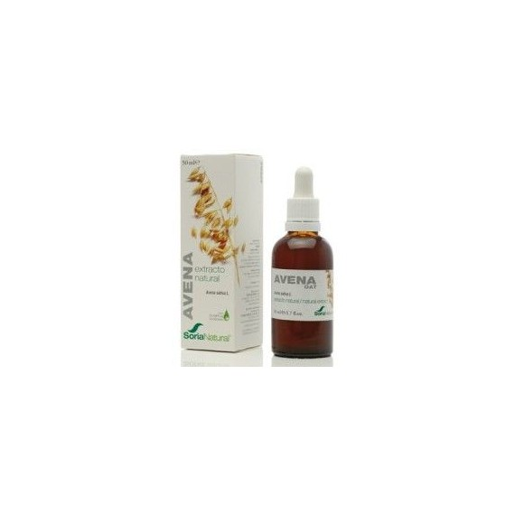 Extracto Avena - 50ml - Soria Natural