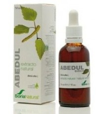 Extracto Abedul - 50ml - Soria Natural