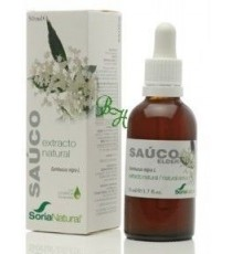 Extracto Sauco - 50ml - Soria Natural