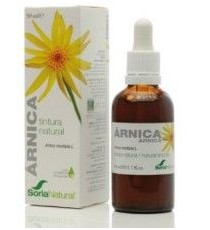 Extracto Arnica - 50ml - Soria Natural