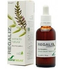 Extracto Regaliz - 50ml - Soria Natural