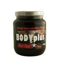 Body Plus Chocolate - NutriSport - 1800 g
