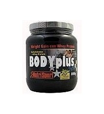 Body Plus Vainilla - NutriSport - 1800 g