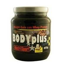 Body Plus Yogur y Platano - NutriSport - 850 g