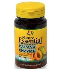 Papaya Enzyme 500mg - 60 Comprimidos - Nature Essential