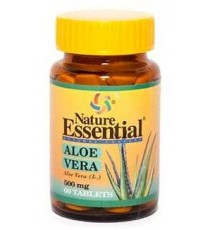 Aloe Vera 500mg - 60 Comprimidos - Nature Essential
