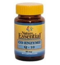Co-Enzima Q10 30mg - 30 Perlas - Nature Essential