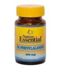 Fenilalanina 400mg - 50 Capsulas - Nature Essential