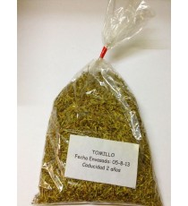 Tomillo - 60g - Jubacha Natural