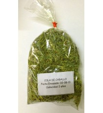 Cola de Caballo (Triturada) - 50g - Jubacha Natural