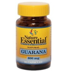 Guaraná 600mg - 50 Cápsulas - Nature Essential