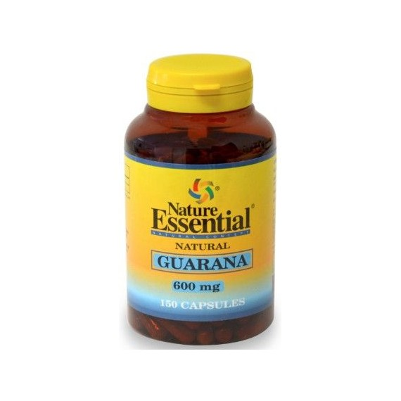 Guaraná 600mg - 150 Cápsulas - Nature Essential